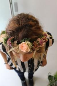 coronita flori de bine
