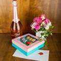 Aranjament floral La Vie en Rose