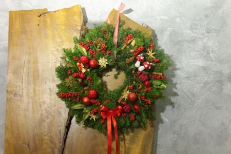 Coroniță de Crăciun Christmas Wealth