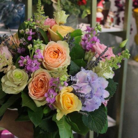 Buchet de flori Proaspat Cules