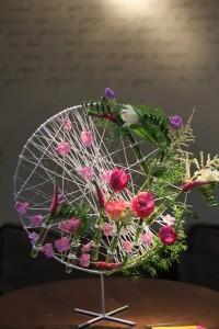 design floral enRose