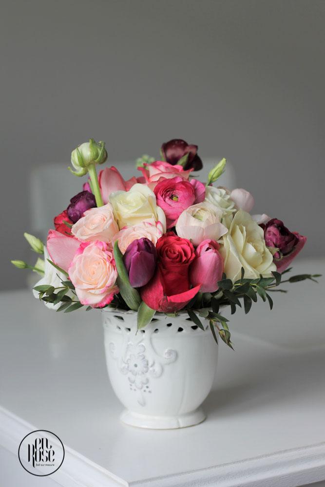 Aranjament Floral Romance Enrose