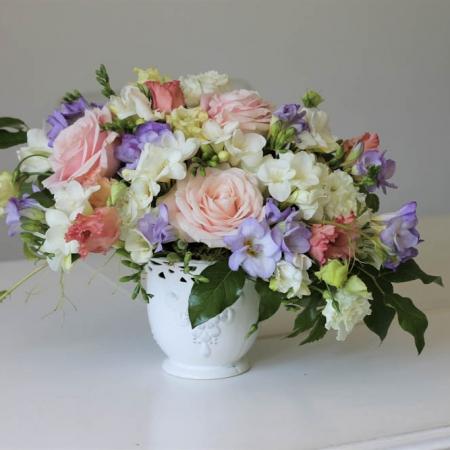 Aranjamente florale aniversare enRose - zambet garantat