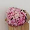 buchet de bujori roz