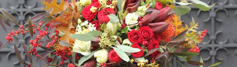 Buchet de flori Roșu de Siracusa