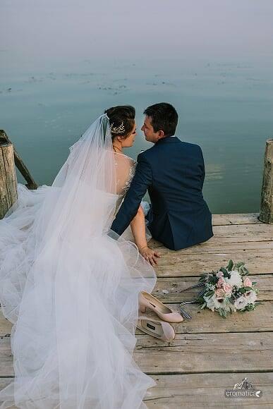 Nunta cu tematica marina Delta Dunarii