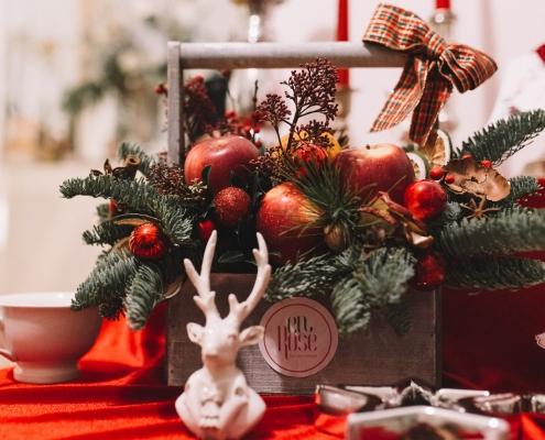 Decor de Crăciun enRose