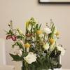 Aranjament de flori mini grădina de primavarăAranjament de flori mini grădina de primavară