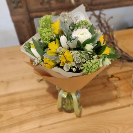 Buchet galben de primăvară