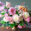 Aranjamente florale cu bujori