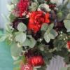 lumânări de cununie roșii Red Velvet