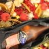 Cadou cu flori și șampanie
