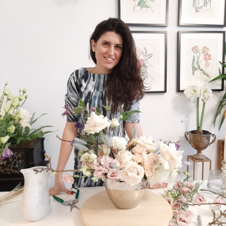 Workshop de design floral Life is precious