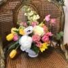 Aranjament floral de primăvară Tropicana