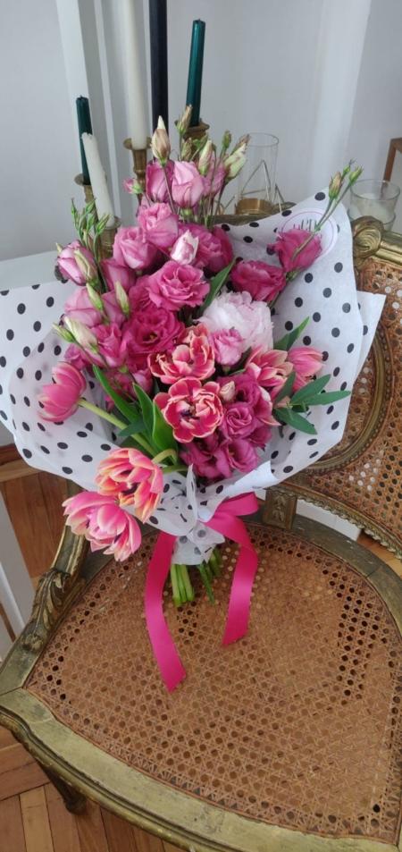 Happy Tuesday: Buchetul zilei cu flori proaspete