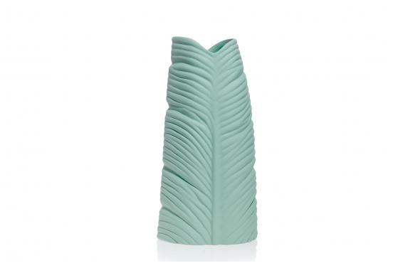 Vază de ceramică în formă de frunză Leaf 1