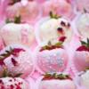 căpșuni trase în ciocolată belgiană Freya