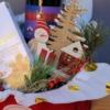 Cutie de Crăciun Om de Zăpadă