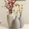 Vază de flori ceramică înaltă
