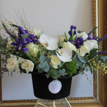 aranjament floral masculin Très Joli