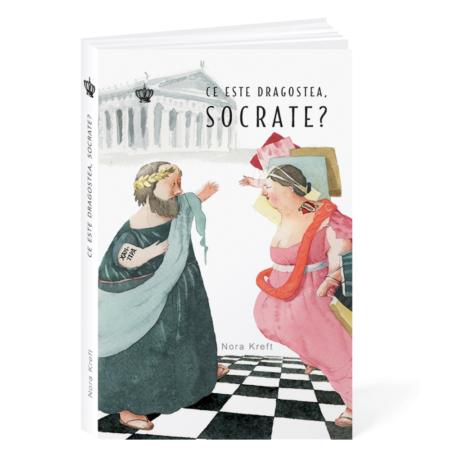 CE ESTE DRAGOSTEA, SOCRATE?