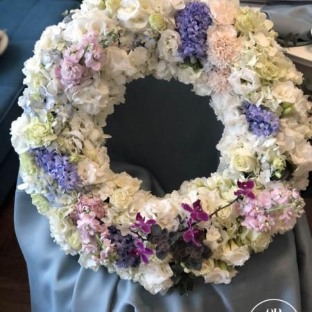coroană funerară Forever in my Heart