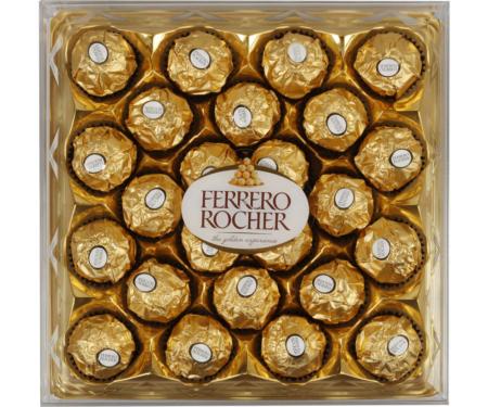 Cutie praline de ciocolată Ferrero Rocher