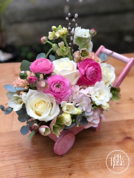 aranjament floral Grow Happy