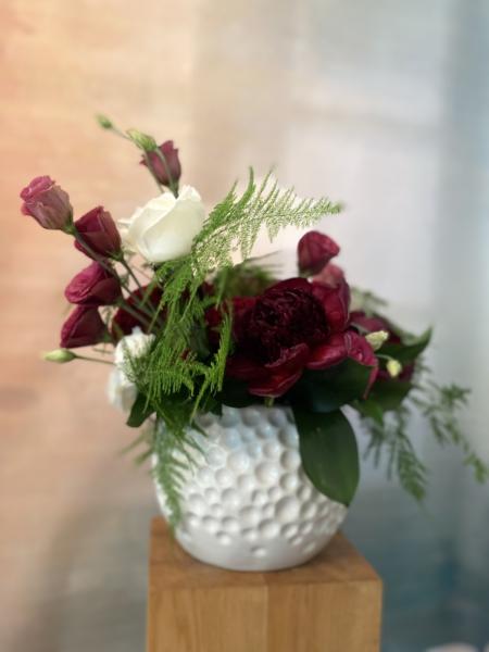 Aranjament floral Lover Red